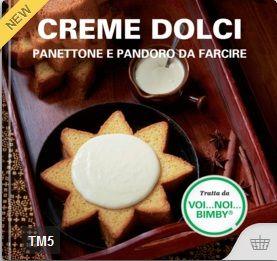 Creme dolci – Panettone e pandoro da farcire