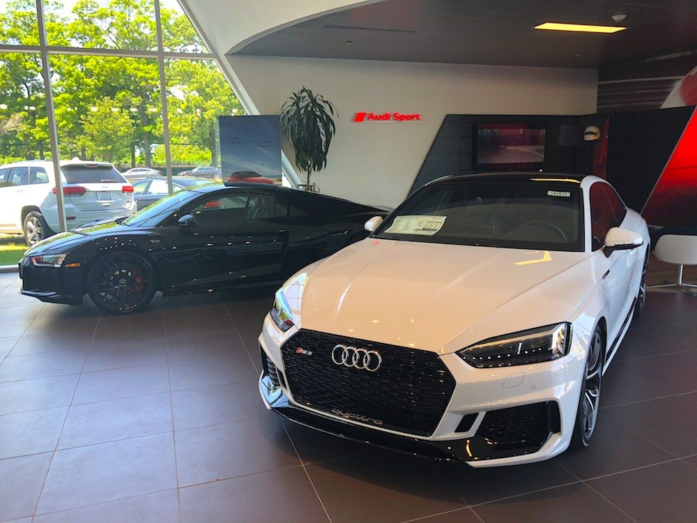 Drive Away With A Great Deal From Audi Lynbrook Long Island News - Audi lynbrook