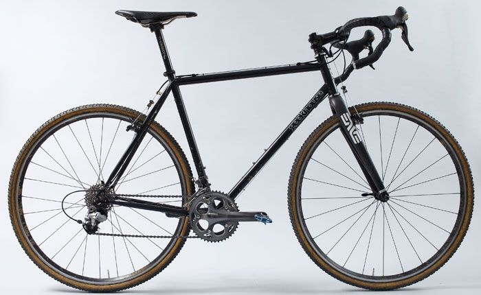 Independent Fabrication | Planet X | Titanium cyclocross bike