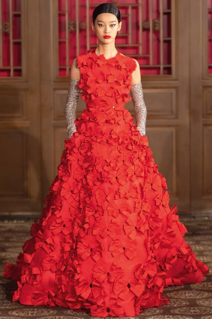 Valentino Pre-Fall 2020   – Fashion – Designers – Perspective