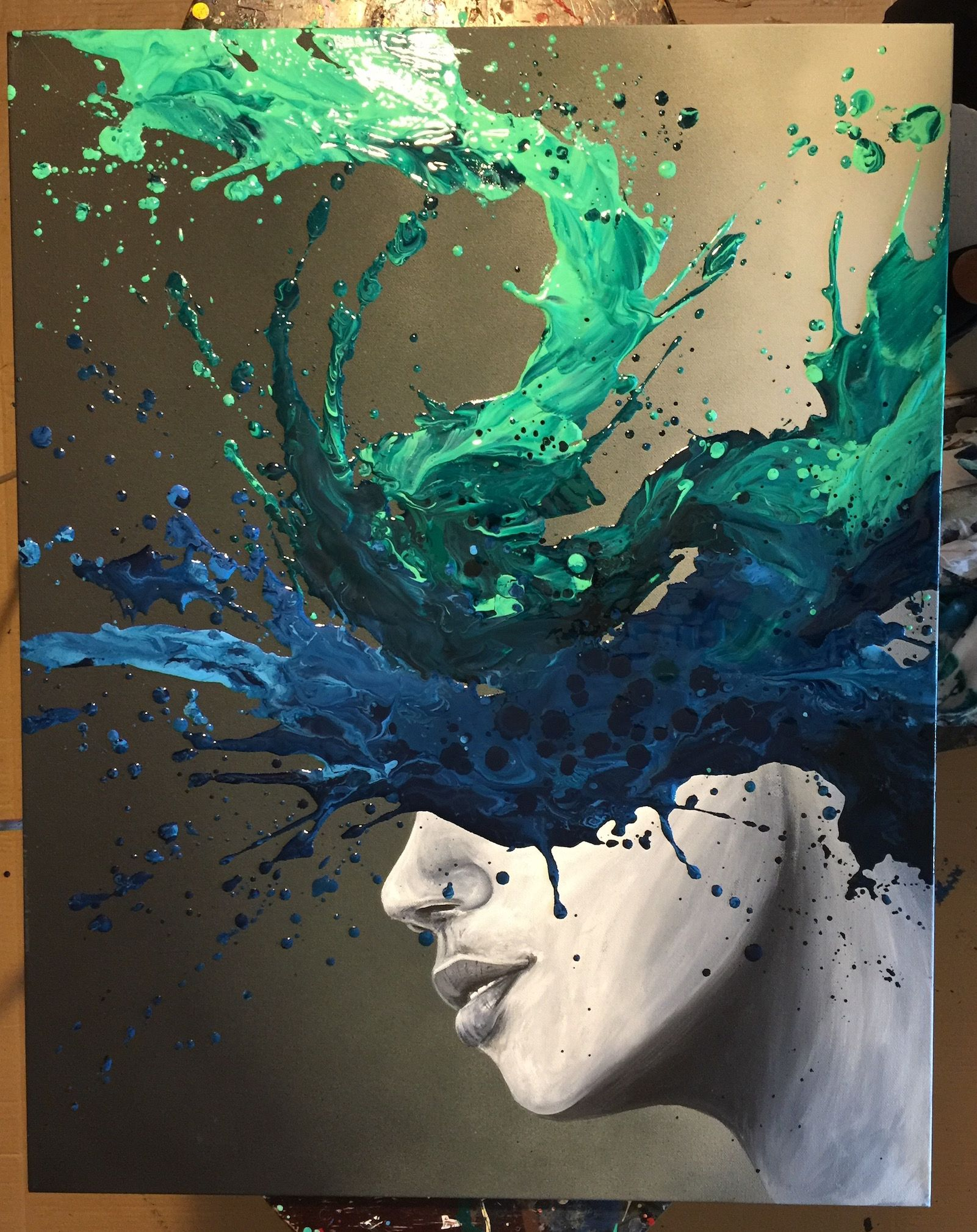 Kevin Vigil Aka Kre8 Check Out This Artist Www.kre8artafax