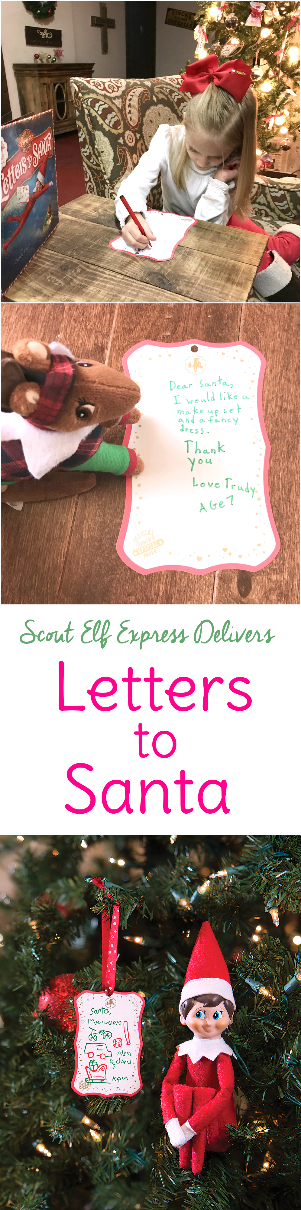 Get letters to Santa to the North Pole the fastest way
