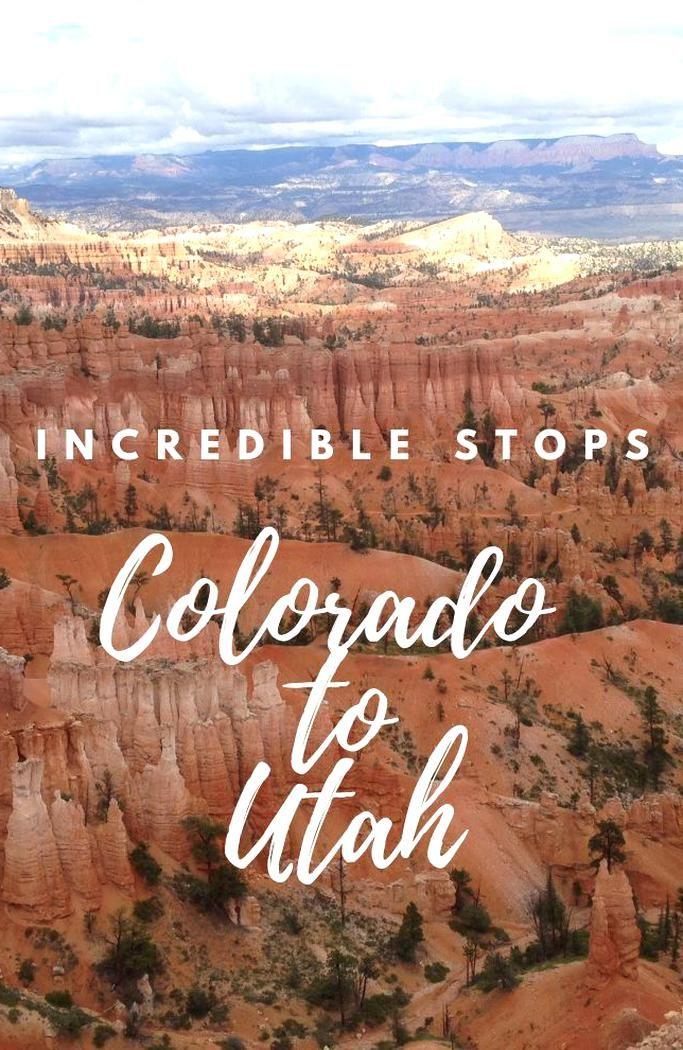 Ultimate Summer Road Trip Colorado To Utah Road Trip Colorado Travel Utah Travel Utah National Parks In 2020 Road Trip To Colorado Colorado Travel Utah Road Trip