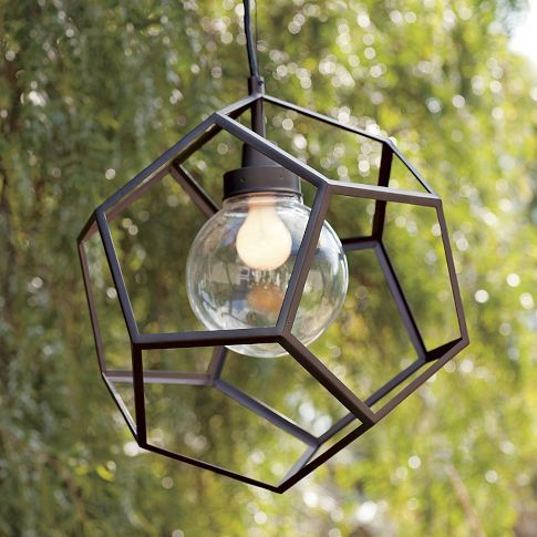 Modern Furniture Home Decor Home Accessories West Elm Outdoor Chandelier Lighting Outdoor Pendant Lighting Outdoor Hanging Lights