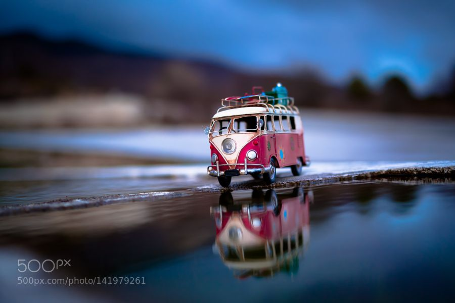 Popular on 500px : Miniature reflections !!! by KonstantinosEleftheriadis