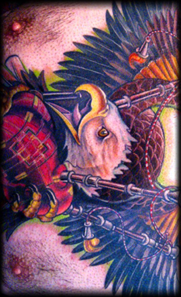 Tommy Helm Artist portfolio, Ink master, Helm tattoo