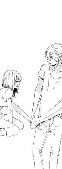 Tsubaki chou lonely Planet #mangacap #manga