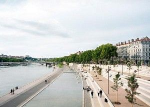 Les Berges du Rhône - Lyon
