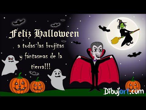Frases Graciosas Para Halloween Youtube Mensajes De