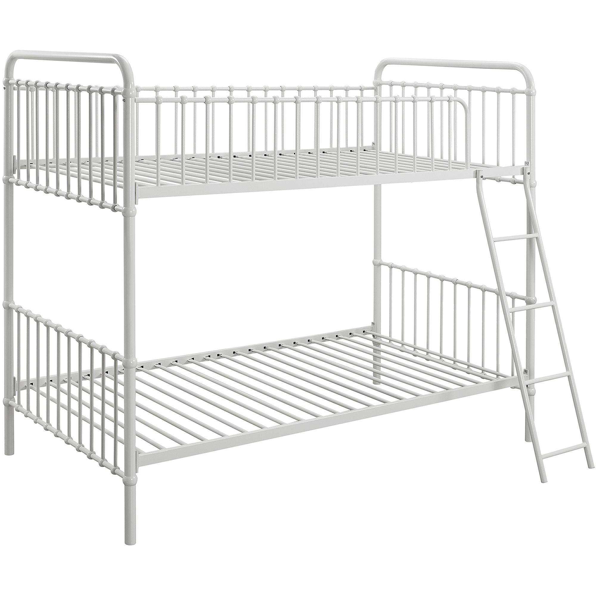 Home Twin bunk beds, Bunk beds, Metal bunk beds