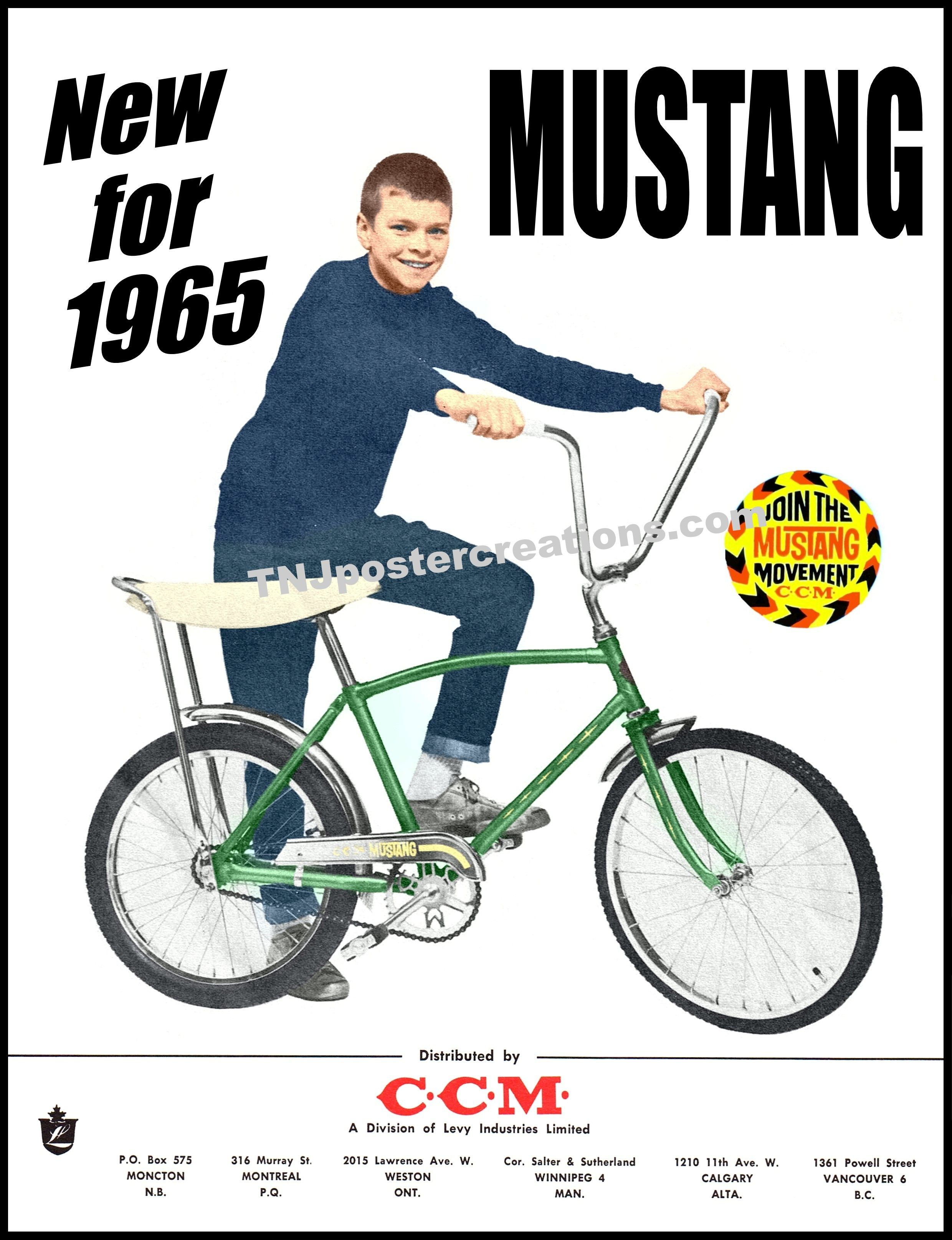 In 1965 My Dad Bought One Of These For Me At Bert Macs Bike