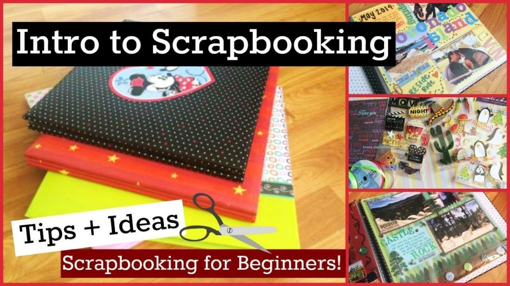 Top 12 Awesome Simple Scrapbook Ideas Beginners Illustrate Better
