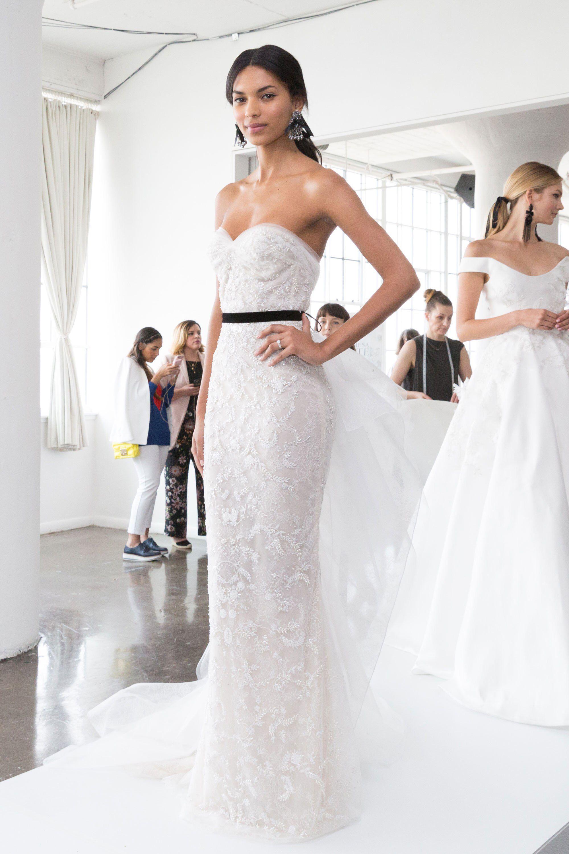 Marchesa bridal spring fashion show bodas pinterest