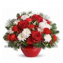 Arreglo de rosas rojas |  Regala rosas rojas. Detalles con amor. http://enviafloresydetalles.com/26-rosas