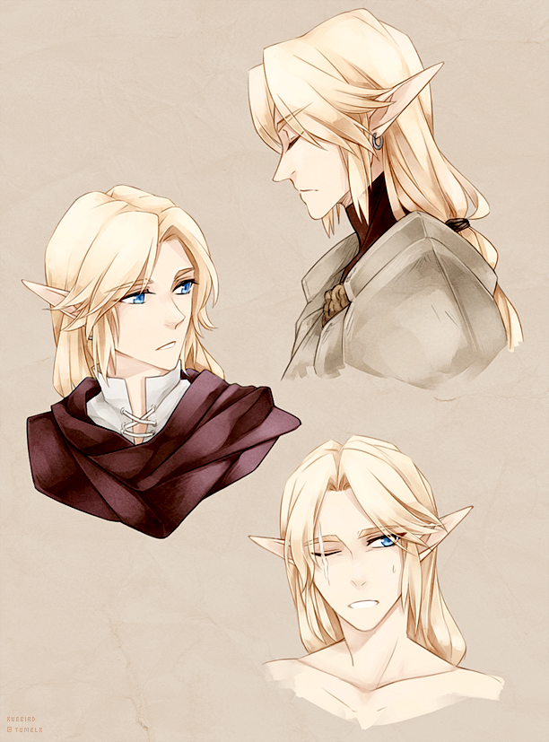 Link With Gloriously Flowing Hair Legend Of Zelda Anime Elf Legend