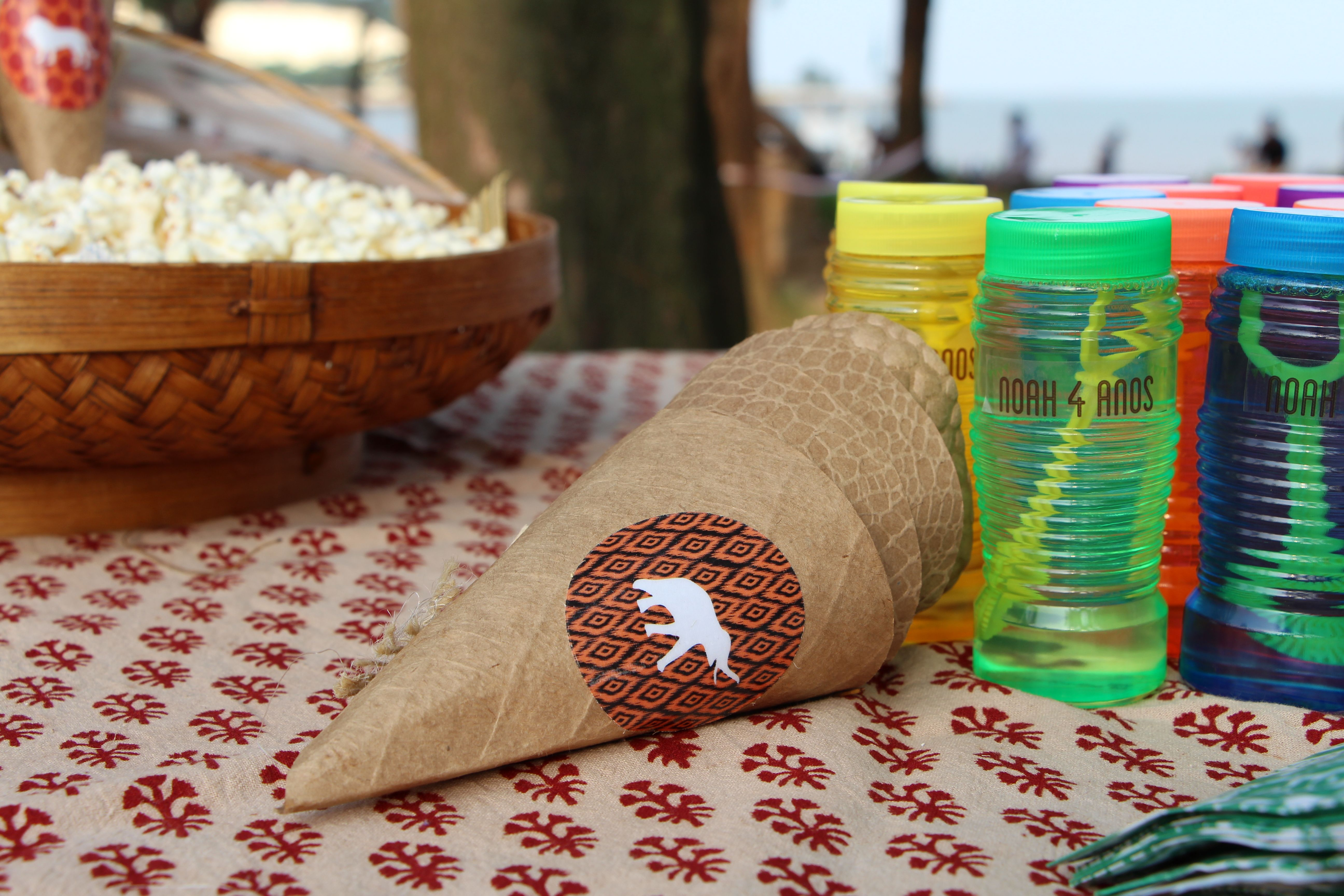 Jungle Safari Party Favors By Meemo Party Accessories