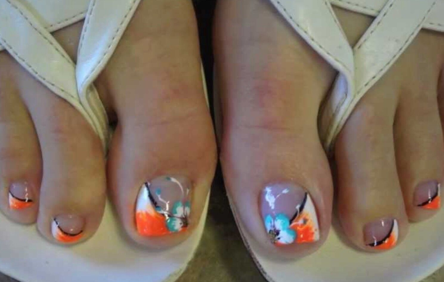 Pin by Charlene Mckay on toes   Pinterest   Pretty pedicures ...