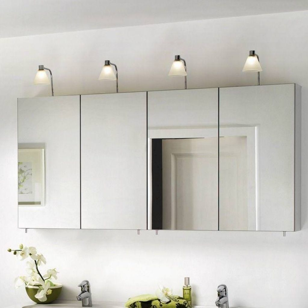 Large Bathroom Wall Storage Cabinets