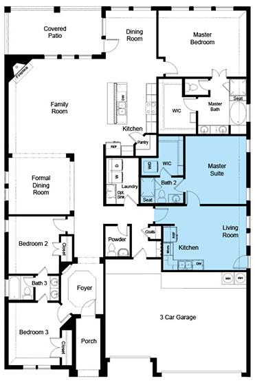 Multi Gen Homes