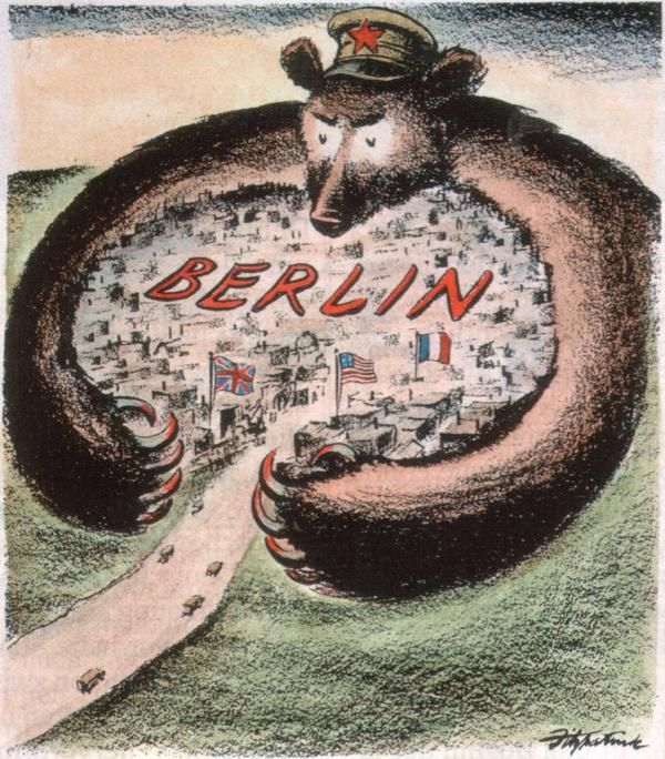 cold war propaganda poster - Google Search
