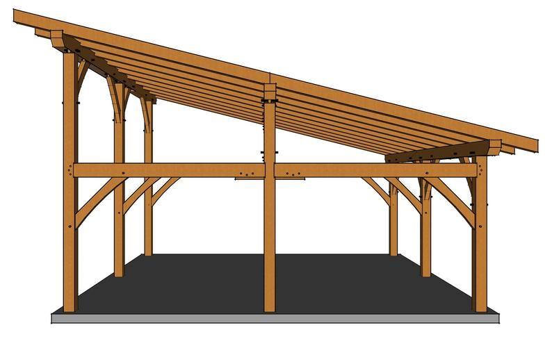 2424 Shed Roof Plan Etsy Shed Roof Shed Design Timber Frame
