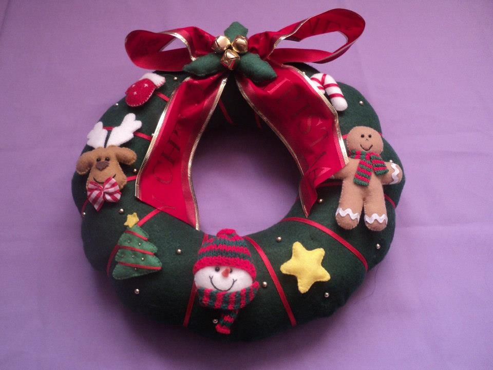 Diy tus adornos para navidad navidad pinterest - Adornos para arbol de navidad caseros ...