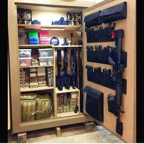 Coffre Fort Arme De Poing Idees