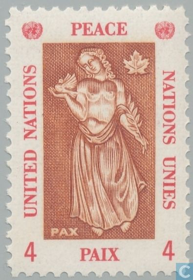 1967 United Nations - New York - Expo Montreal
