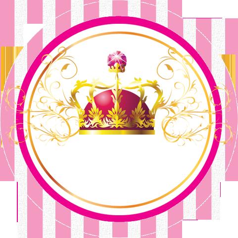 tag coroa dourada - Pesquisa Google | Tags Princesa ...