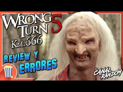 Criticas Del Espectador Youtube Resident Evil Wrong Turn Fast And Furious