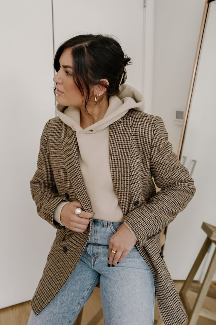 Neutral Winter Outfit — Emily Luciano
