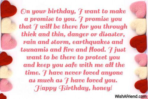 on your birthday i