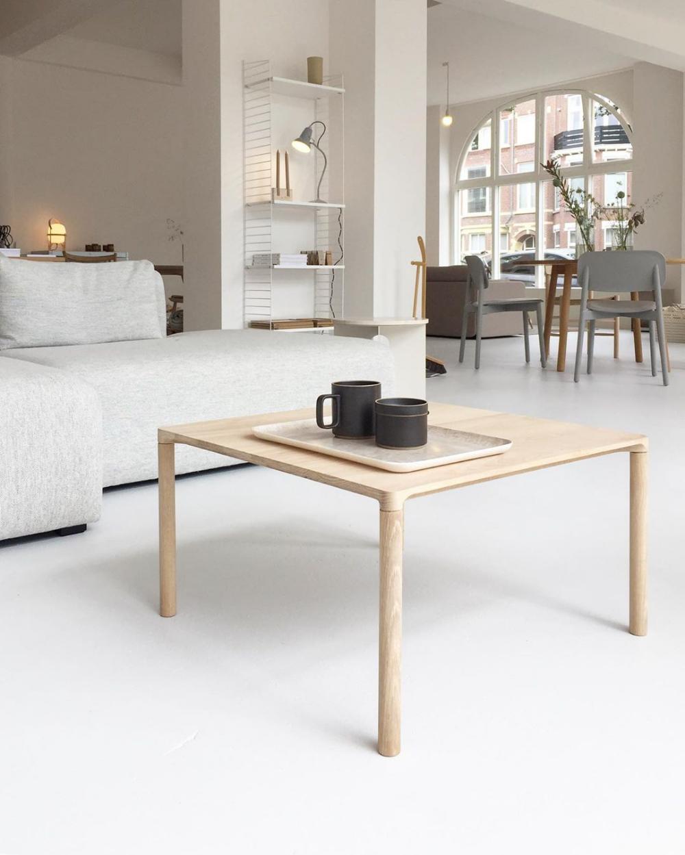 Fredericia Piloti Table Designed By Hugo Passos Image Via Thefinestore Fredericiafurniture Piloti Home Interior Design Lounge Interiors Interior Design [ 1249 x 1000 Pixel ]