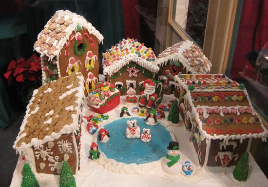 Gingerbread house Ideas and inspiration