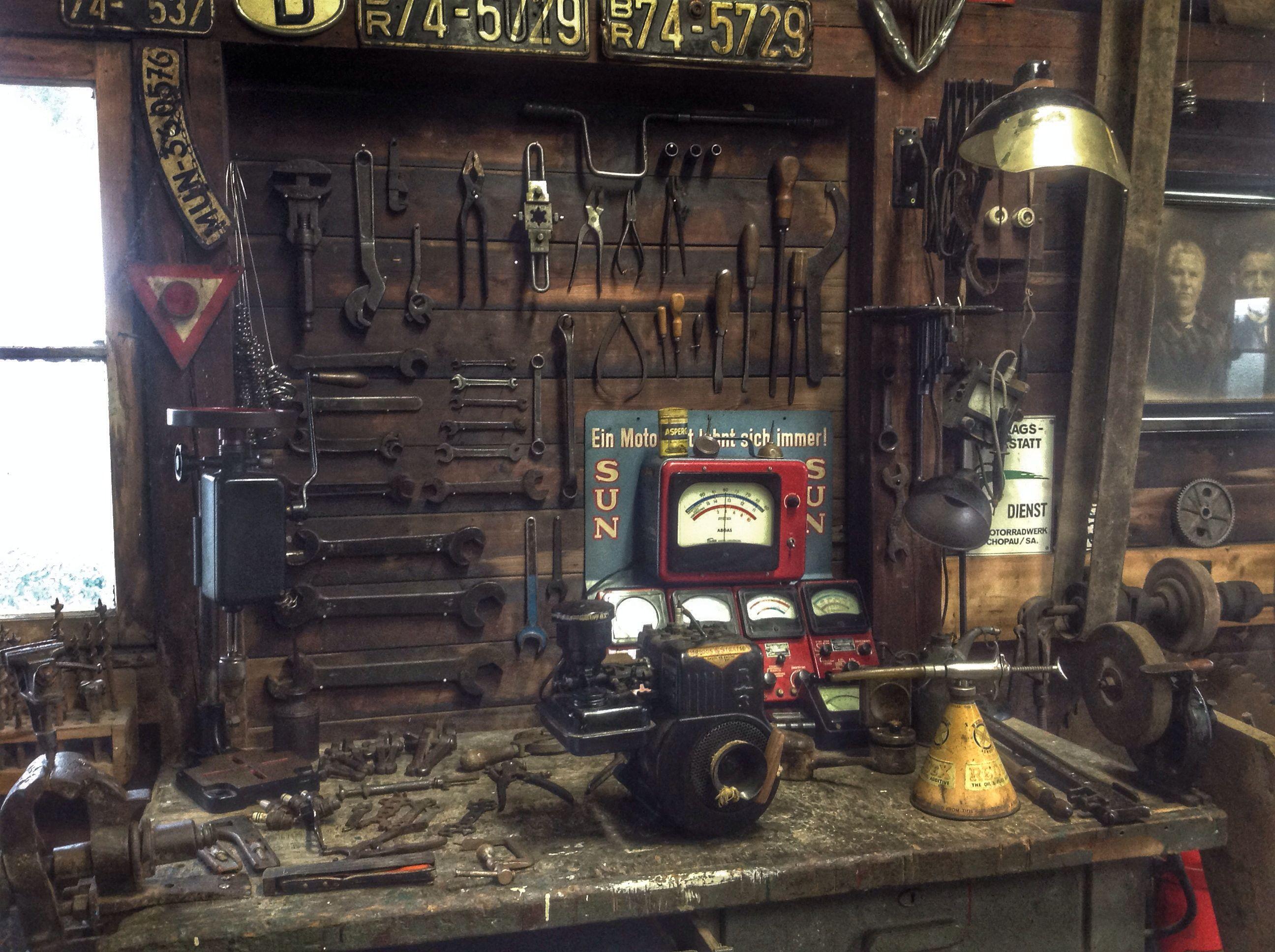 urban s garage motorrad pinterest garage workshop men cave urban s garage