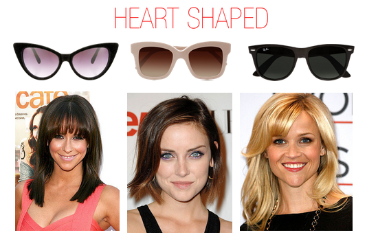 Choose The Perfect Glasses For Your Face Shape Heart Face Shape Face Shapes Glasses For Your Face Shape