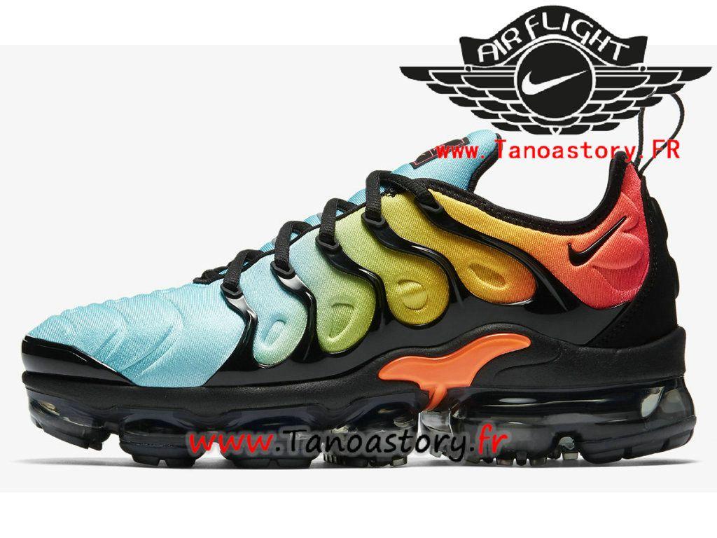 Chaussures Homme Nike Air VaporMax Plus 2018 AO4550-002 Nike Prix ...
