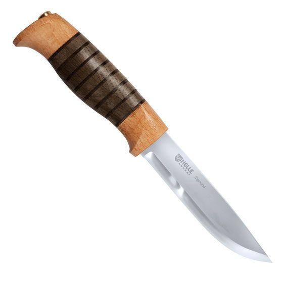 Sigmund Heritage Knife by Helle Knives