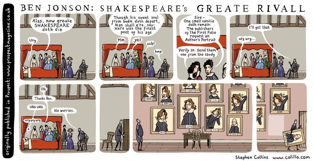 Shakespeare Documented: la vita di Shakespeare attraverso un archivio on line http://www.shakespearedocumented.org/