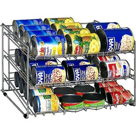 Kitchen cabinets · Neu Home Can Organizer - Walmart.com