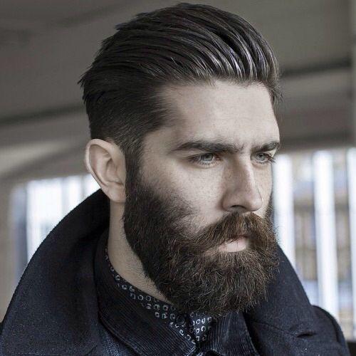 Estremamente Queste sono alcune delle migliori barbe alla moda e stili di barba  RW93