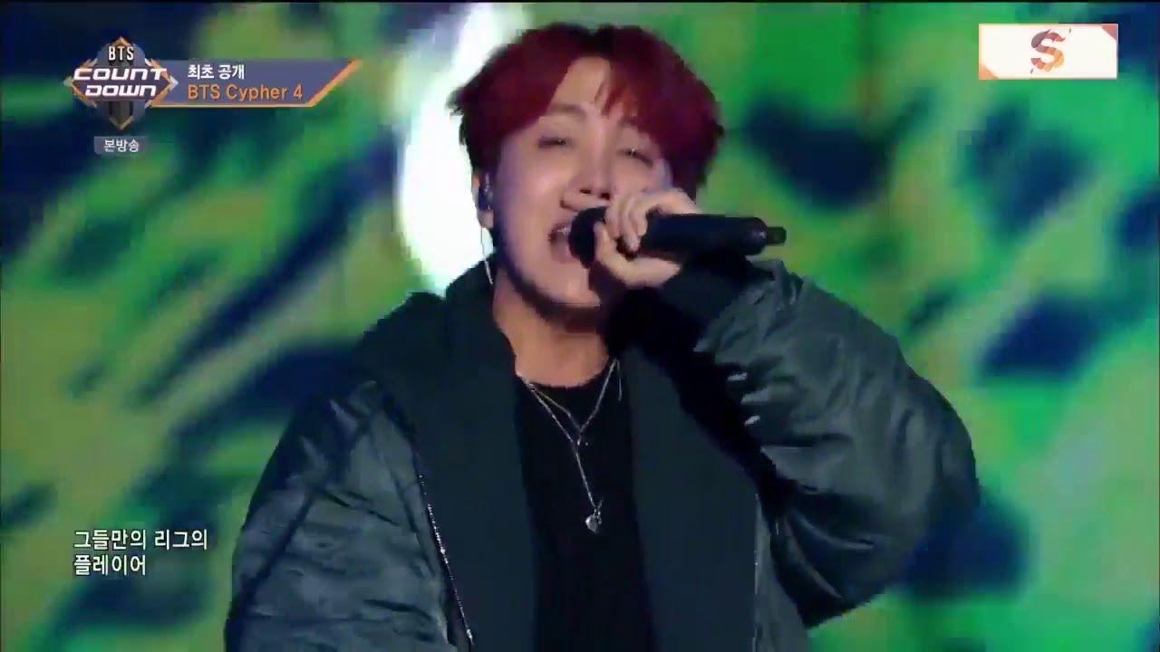 BTS - BTS Cypher Pt 4 @ BTS COUNTDOWN [ENG SUB] | BTS Videos
