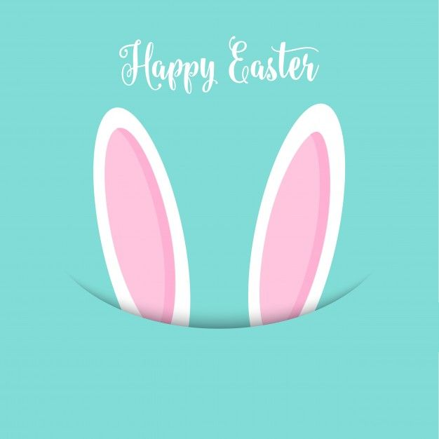 Download Easter Bunny Ears For Free Easter Backgrounds Easter Bunny Ears Easter Poster