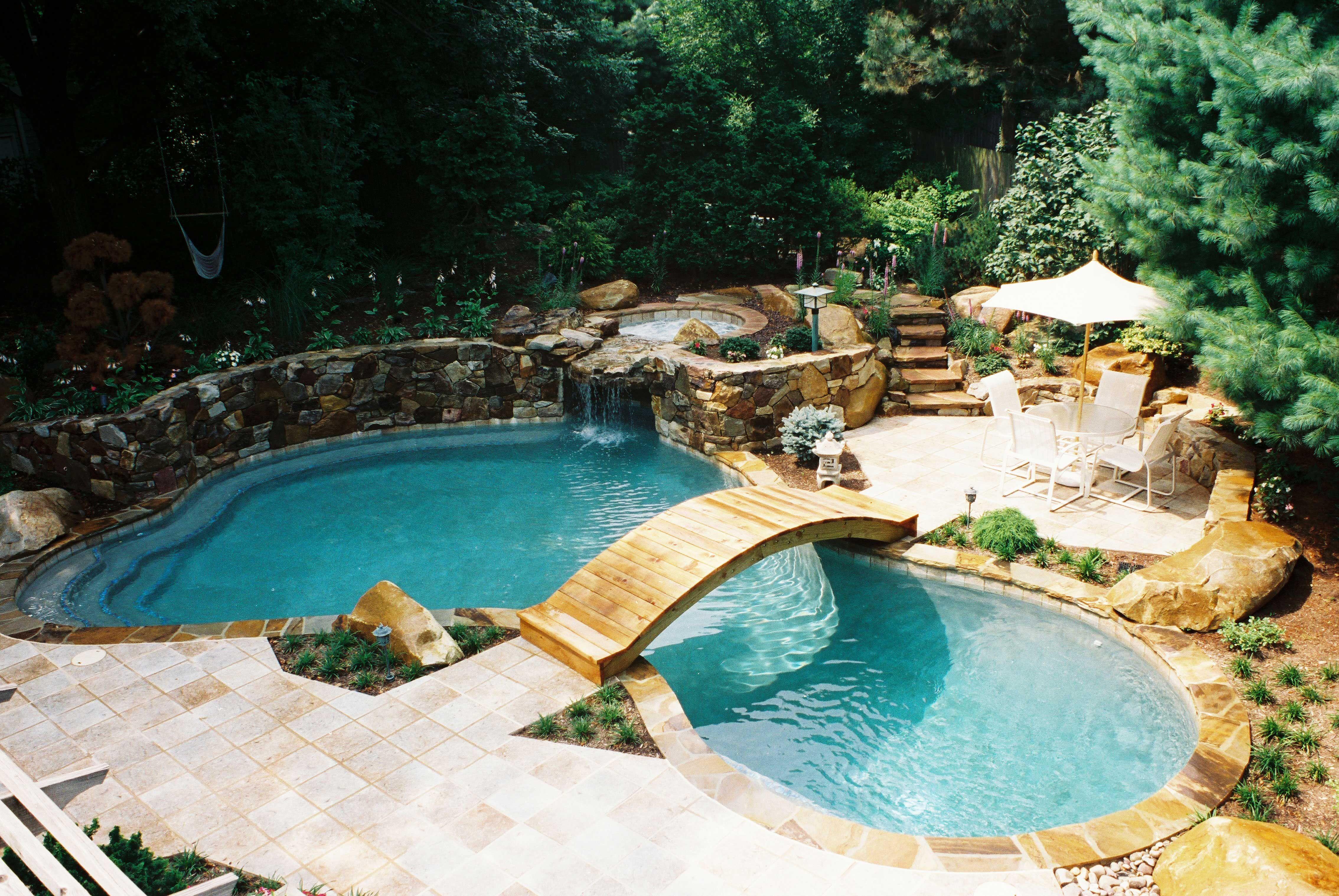 Armond aquatech pools swimming pool builder custom