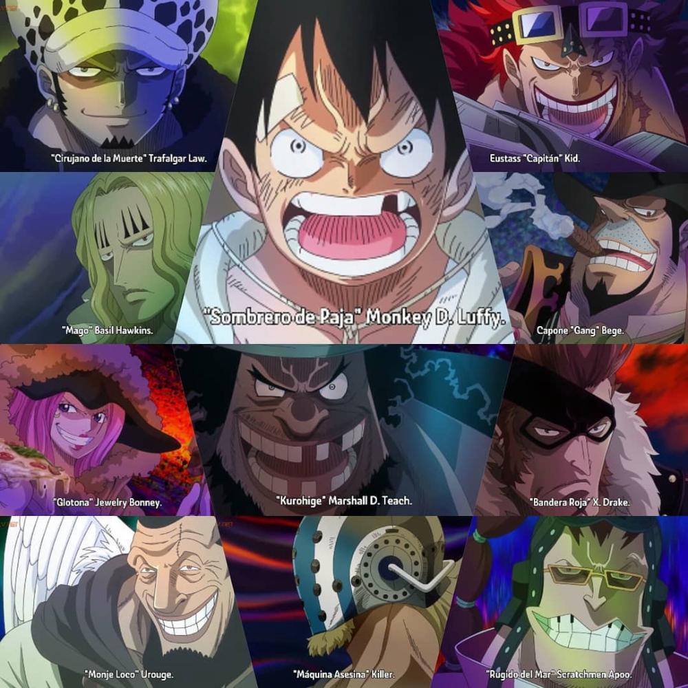 [`Vostfr] One Piece Stampede '2019' FILM COMPLET en