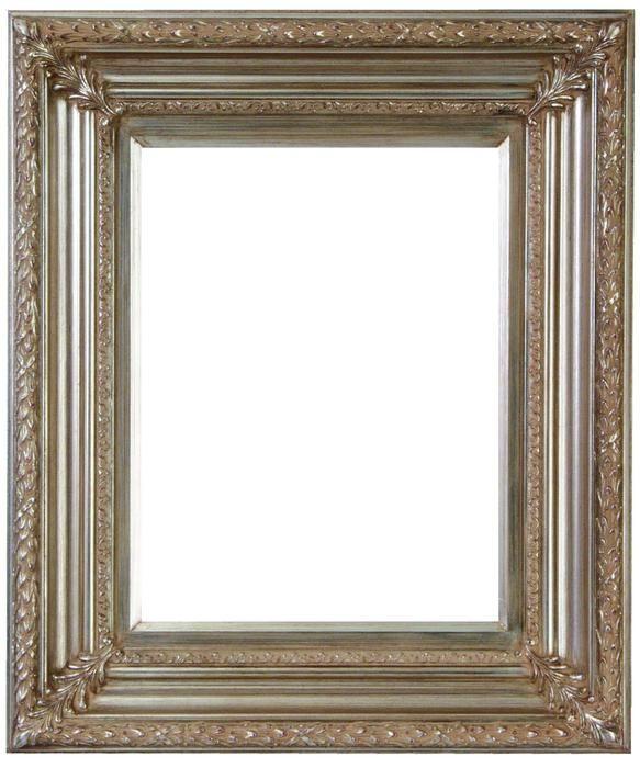 Silver Frames Amario Scoop Design Antique Silver Painting Frame Silver Picture Frames Frame Painting Frames