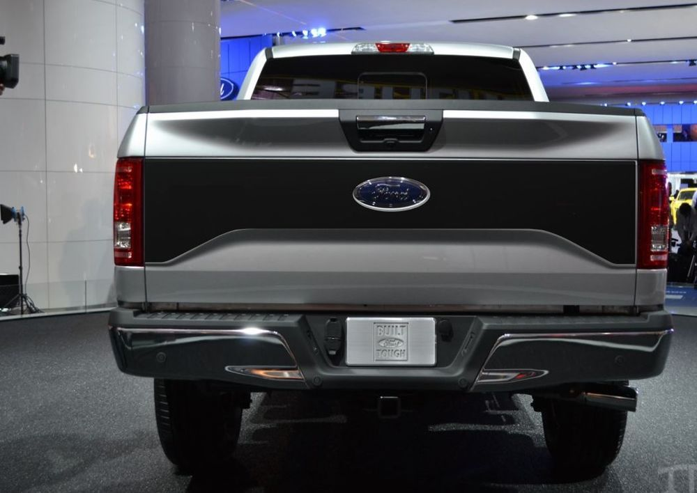 2015 2016 New Ford F 150 Tailgate Blackout Decal Vinyl Stickers Xl Xlt Lariat Vinyl Sticker Ford F150 Tailgate