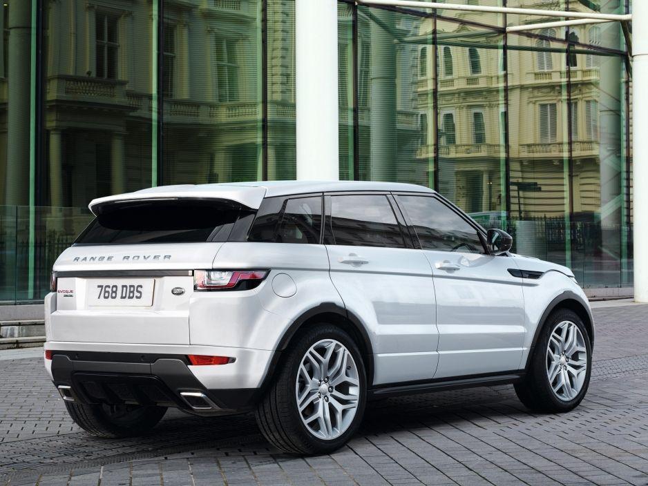 Range Rover Evoque 1 Generation Autozeitung Landrover Genf