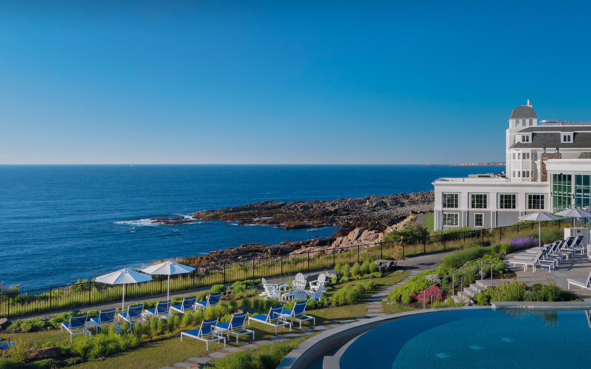 Ogunquit Maine Resorts Luxury Hotel Cliff House Maine Maine