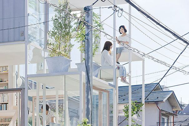 10 Of The Most Unusual Homes In The World Crazy Houses Unusual Homes House Tokyo